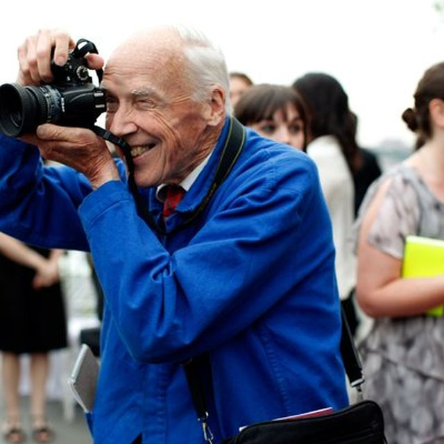 image: Bill Cunningham's Big Gay Heart by anjelica