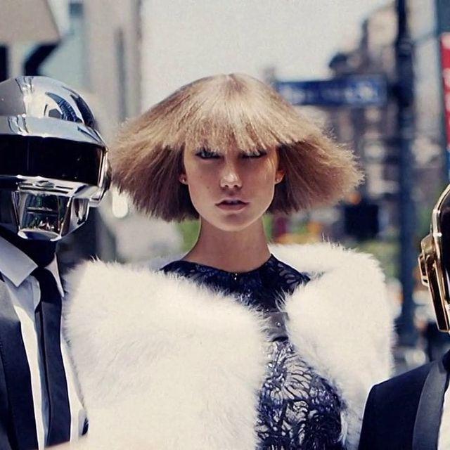 video: Daft Punk & Karlie Kloss by g