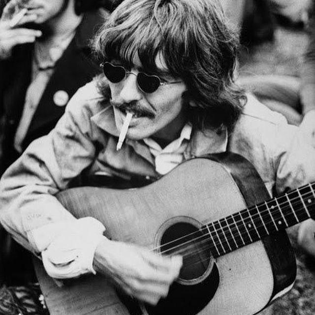 image: George Harrison,... by vintage_smokes