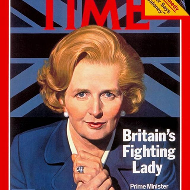 image: THE IRON LADY by trendtwins