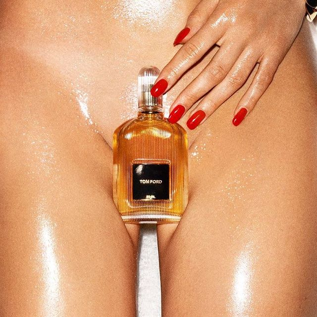 image: Tom Ford fragrance, 2007  #tomford #terryrichardson by terrryrichardson