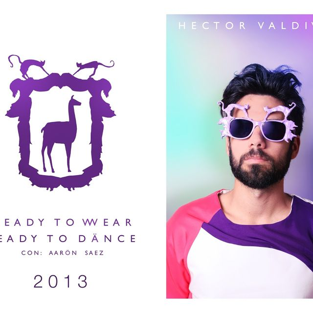 image: READY TO WEAR READY TO DANCE 2013 by hectorvaldivia
