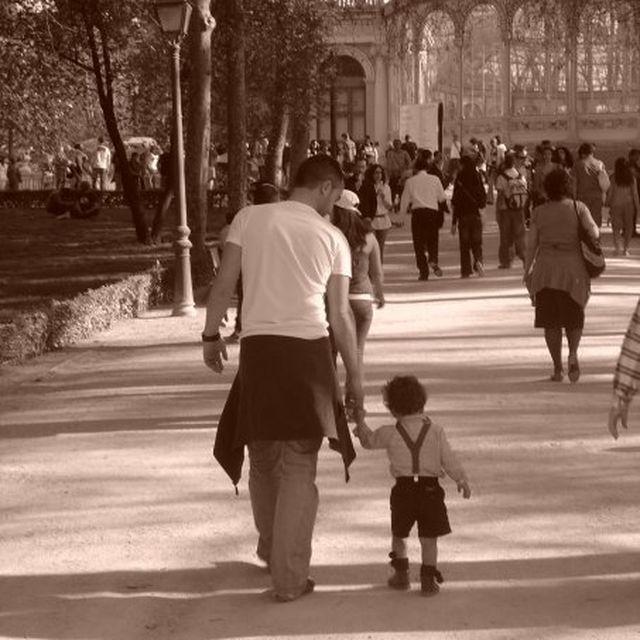 image: PARKS & GARDENS - RETIRO PARK (MADRID) by csantamarina