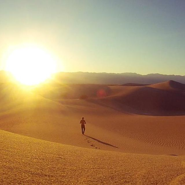 image: DEATH VALLEY DESERT by jorgeabian