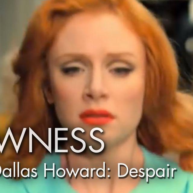 "video: Alex Prager's ""Despair"" by fidalgo"