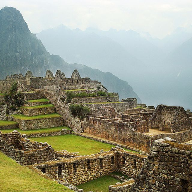 post: New pathway of Incas discovered in Peru by andy-rice
