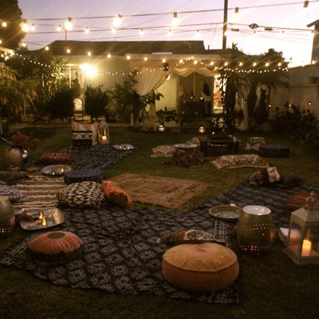 image: Moroccan garden party by froggy