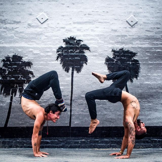 image: Upcoming workshop this weekend! ...The amazing @yancyscotschwartz and I are collaborating to teach our Advanced Asana & Transitions workshop this Sunday @createyogaspace , Los Angeles,.....This workshop is open to all levels. So if you want to... by jayomyoga