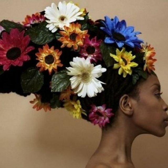 image: Erykah Badu by martinrush