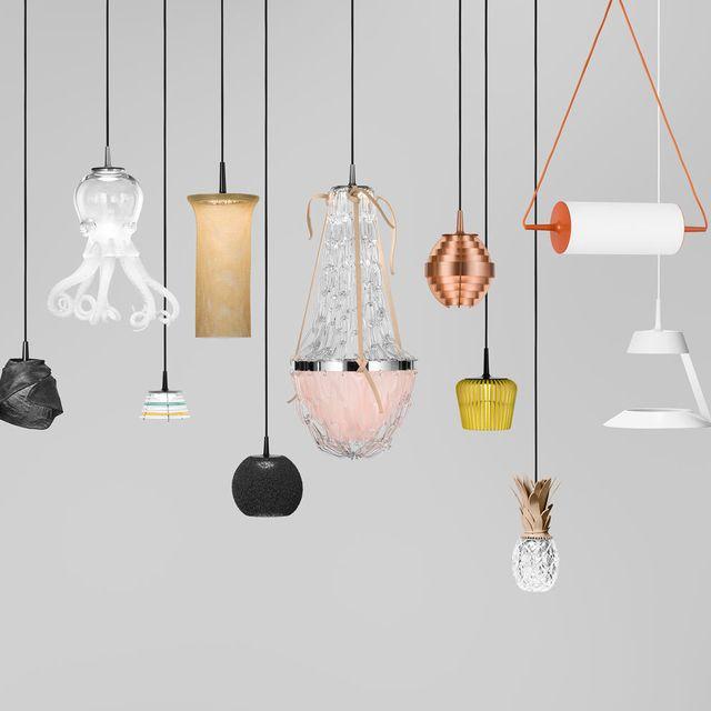 image: Pendant Light Engine Creates Multiple Lamps by andreagenova