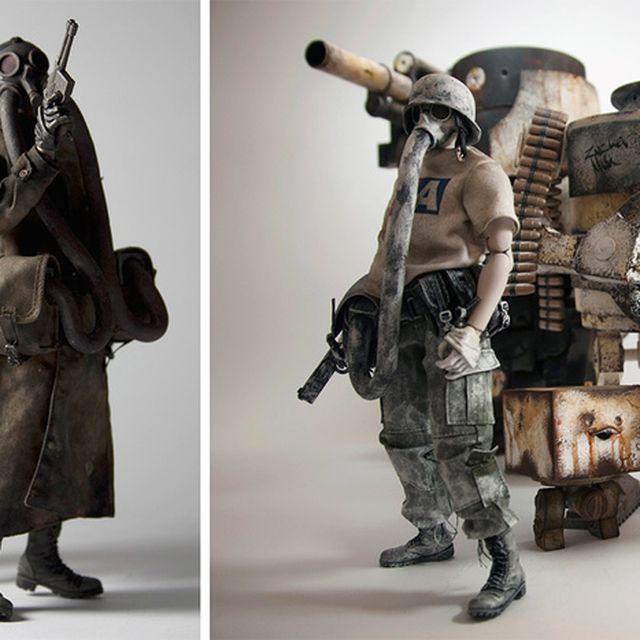 image: WORLD WAR ROBOT by boton