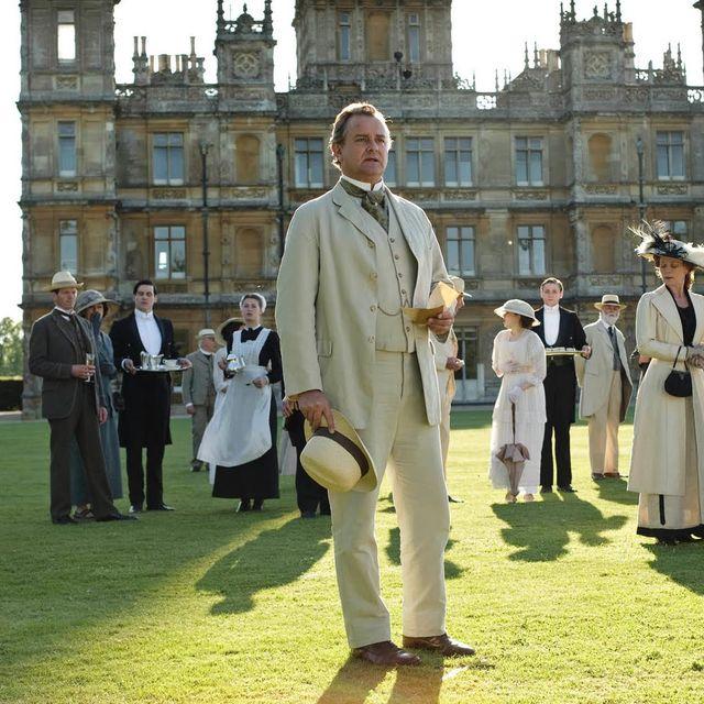image: Downton Abbey by Pizca