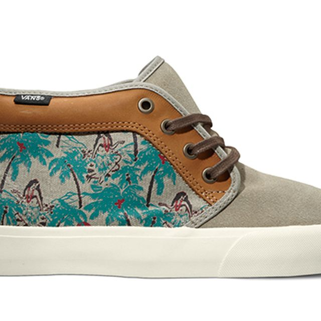 image: VANS sneakers: men spring 2013 by zetandrews