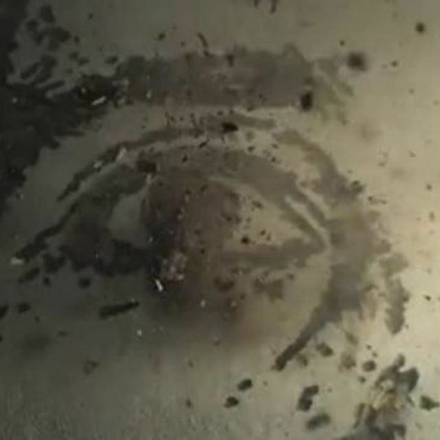 video: Explosive art by herbert-nitsch