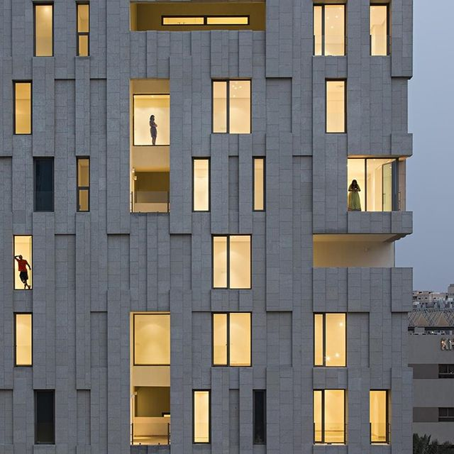 image: Wind Tower by AGi architects  by architizer