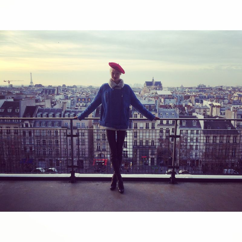 image: When in Paris by noravai