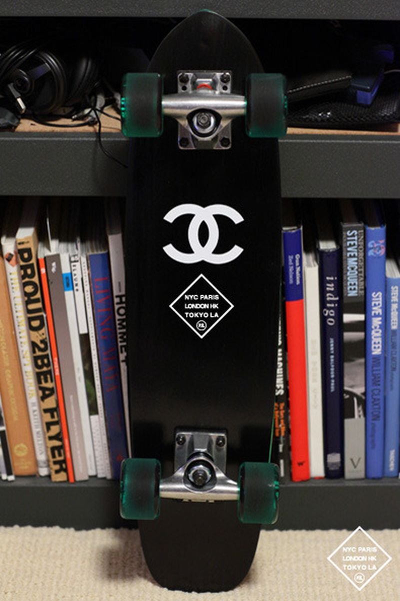 image: Chanel Skateboard by javierbazan_
