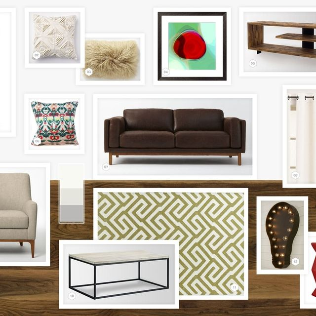 image: VIVA ECLECTICA LIVING ROOM from LookNook.co by annemarie