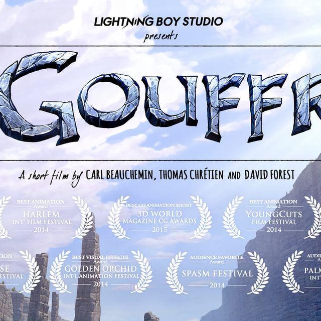 video: Le Gouffre by Saracho