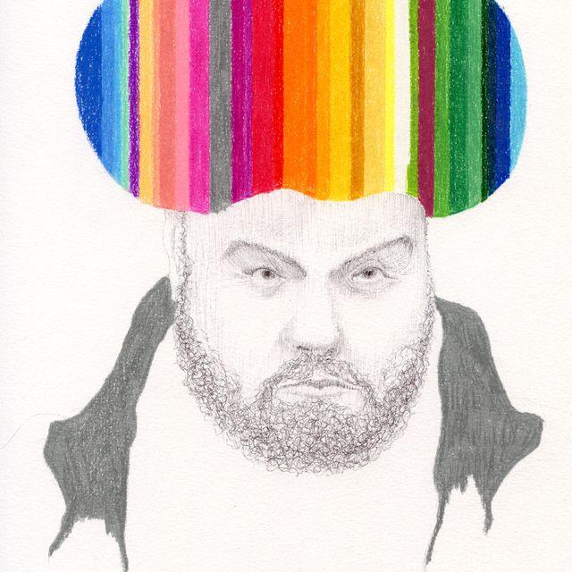 image: Sadr with rainbow turban by jordanmorton