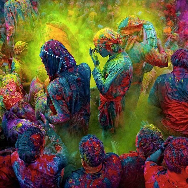 image: Holi fest INDIA by gustavo-cuellarl