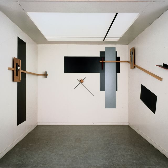 image: El Lissitzky - ProUnovisRoom by tirso