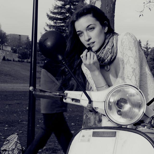 image: Make up by srliberal