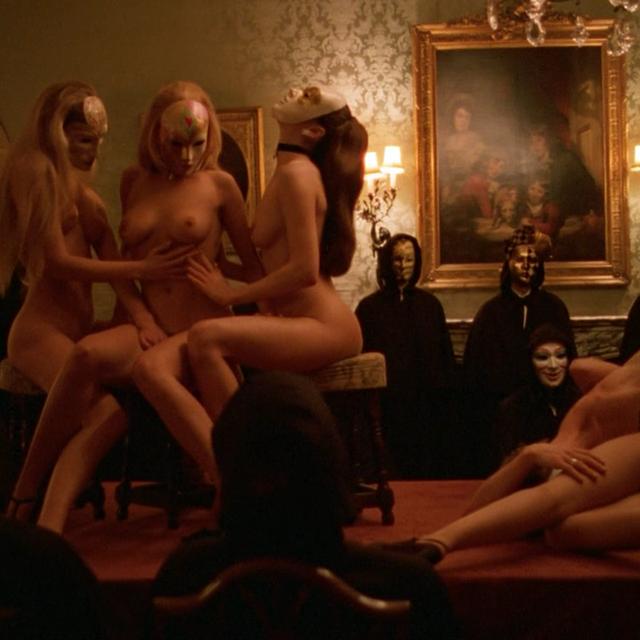 image: Eyes Wide Shut - Stanley Kubrick by jrgaguilar