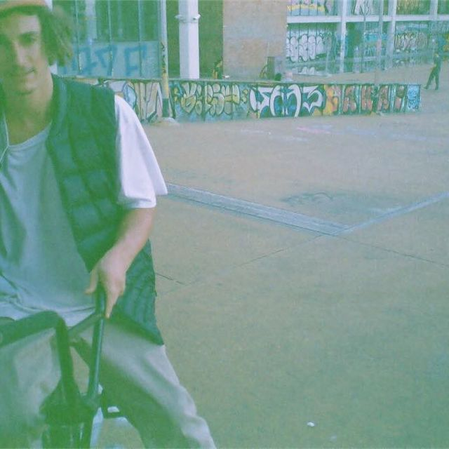 image: Paral-lel kid by my friend @fedy_bene ? #bmx #bcnkills by simobarraco