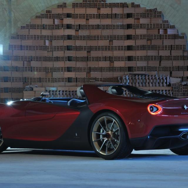 image: Modern Ferrari by goodquiche