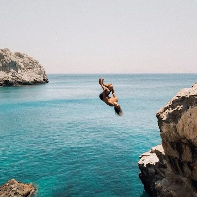 image: Back Flipping by doyoutravel