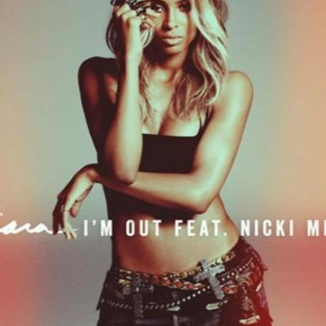 video: Ciara feat. Nicki Minaj - I'm Out by alex_urban_pop