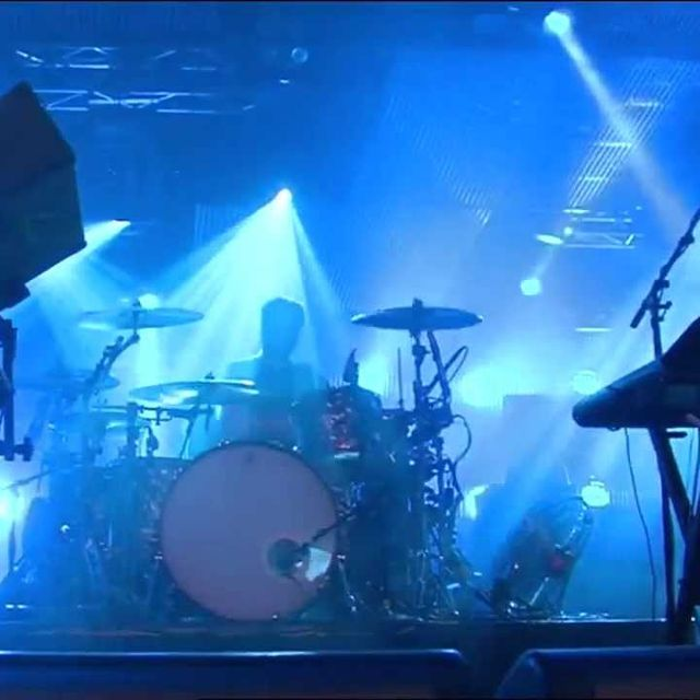 video: M83 live by jack-sparrow