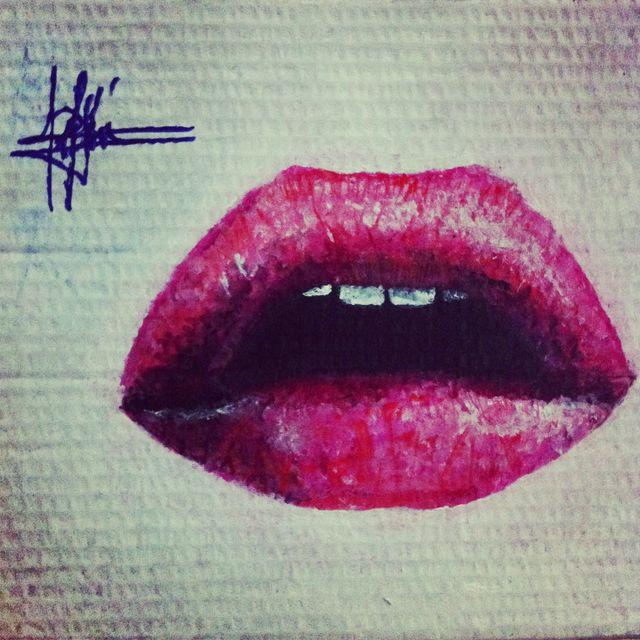 image: KISS ME by sebastian-l-severiche