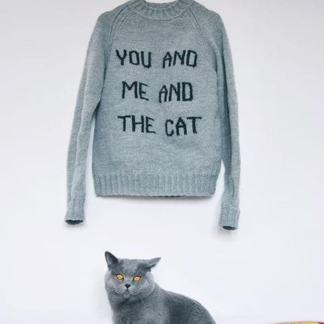 image: Yo & Me & THe cat by heymercedes