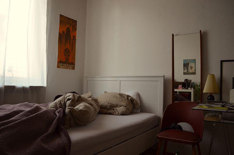 image: #24 Gamze Agguel   My Unmade Bed by alvarodols