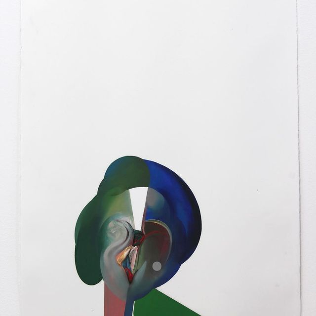image: #newworks on paper.@theunitlondon by ryhew