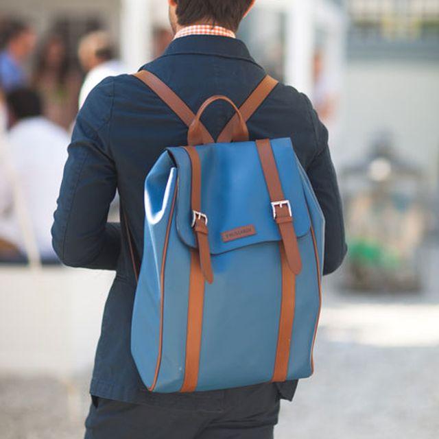 image: BLUE BAG by alvalverdee