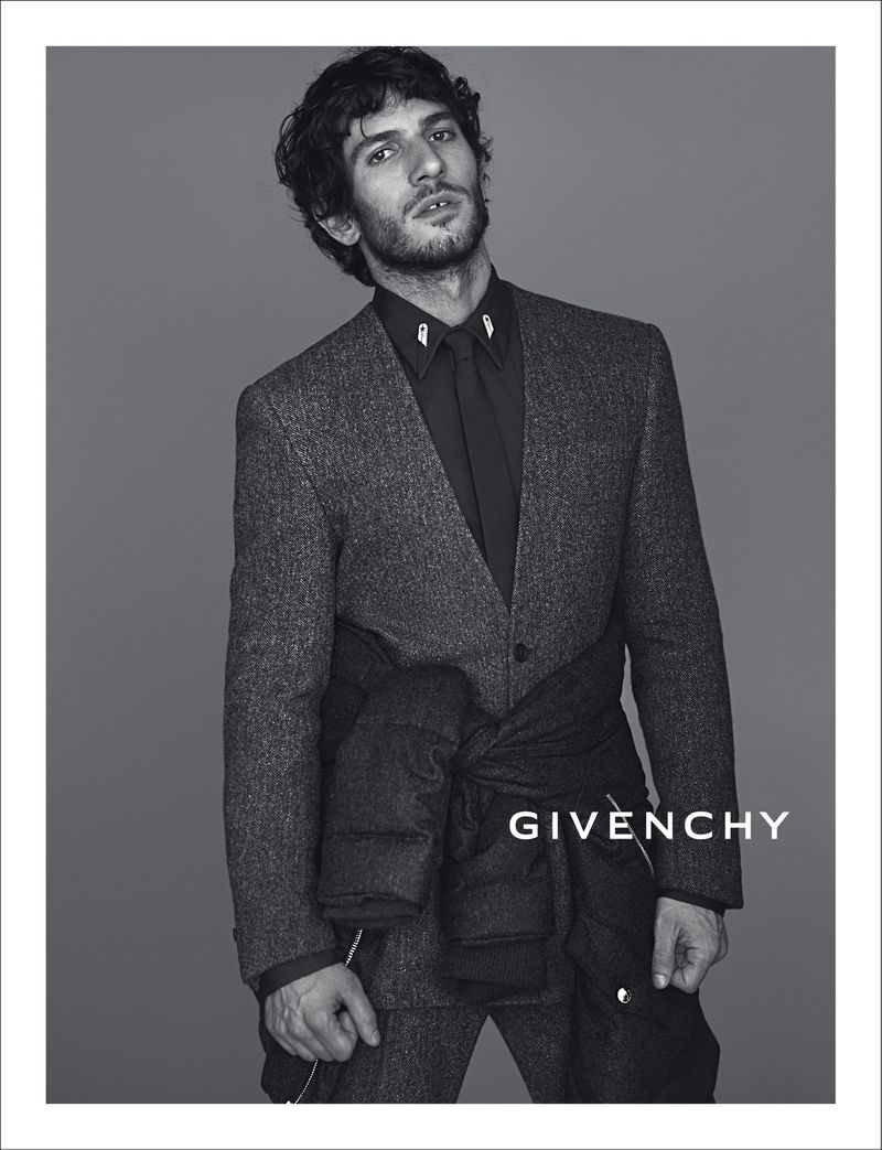 image: Quim Gutiérrez for Givenchy by laotrahorma