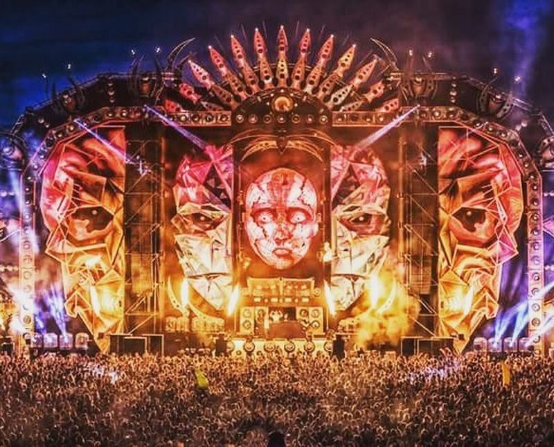 image: MysteryLand Festival by electronicmusicculture