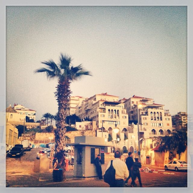image: Tel Aviv by paluitaontherocks