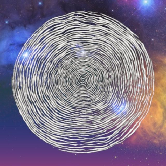 image: spiral of illusion by mitty