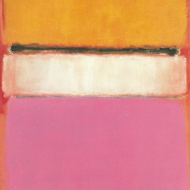 image: White center by #markrothko sold for 72 800 000... by artpsycho