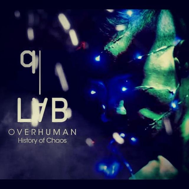 image: Me for q|LAB Milno. Overhuman. History of Chaos. by eugenio-dionyseus