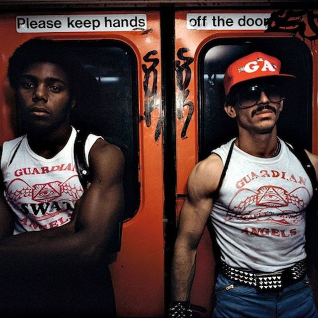 image: NYC subway in 80s by mmacia