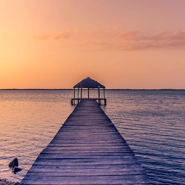 image: Beautiful sunset in Río Lagartos ? ....#riolagartos #yucatan #yucatanturismo #yucatantourism #mexico #mexicolors #mexicotravel #mexicoinmypocket #mexicodesconocido #natgeomx #beautifuldestinations #travellingthroughtheworld #ig_mexico #ig_shotz #ig_col by majolophoto