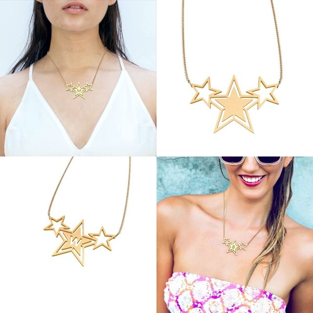 image: You are the Star #2 Necklace by gabrielttoro