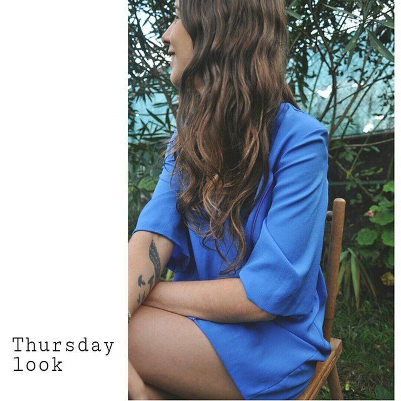image: Blue Thursday by baena