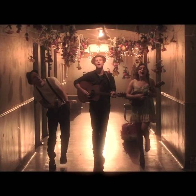 video: The Lumineers on the ROAD to Europe by alvarognl