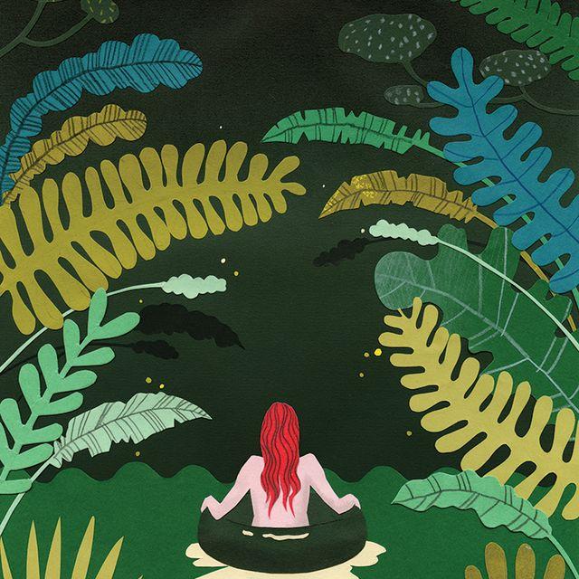 image: hye jin chung by oliviarubal